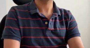 Dr.Leandro Ballatore Jefe de Infectología del Hospital Regional Ushuaia