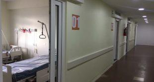 Hospital Rio Grande: finalizan área para  internación de eventuales pacientes con necesidad de aislamiento