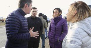 Una Posta Sanitaria registrará el ingreso vía terrestre a Rio Grande