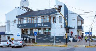 El Banco de Tierra del Fuego operó normalmente sin colapsos ni aglomeraciones