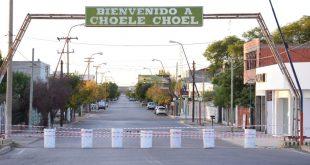 Rio Negro-Valle Medio: Aislaron Choele Choel, por alto indice de contagios del Covid-19
