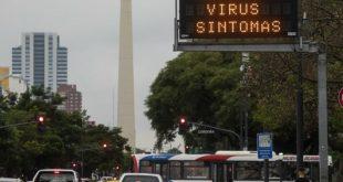 El Covid-19 es Pandemia: En Argentina ya son 1353 los infectados