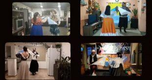 A 210 años de la Revolución de Mayo: Artistas locales acompañaron la realización de la Peña Virtual por el 25 de Mayo