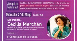 Ley Micaela: Concejales de Río Grande se capacitarán en materia de género y violencia contra las Mujeres