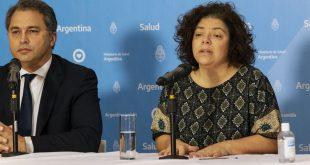"""Secretaria Carla Vizzotti: """"El 84 por ciento del país no tiene casos hace más de 14 días"""""""