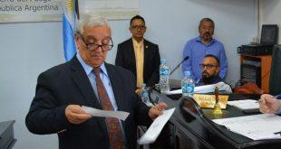 Renunció Victor Pacheco como Secretario Legislativo del Concejo Deliberante