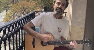 Dolor por la muerte de Pau Donés, vocalista de Jarabe de Palo