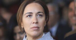 María Eugenia Vidal recibió alta definitiva tras tener coronavirus: se reencontró con sus hijos