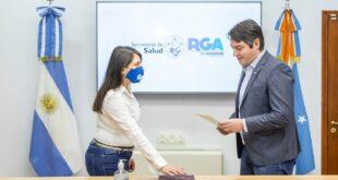 Maria Eugenia Cóccaro es la nueva Secretaria de Salud Municipal