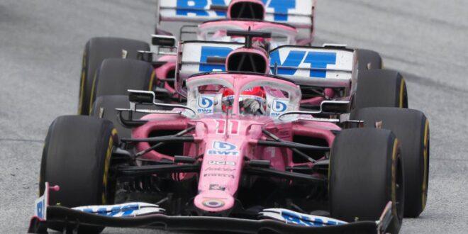 """La Fórmula 1, al rojo vivo: la sospecha sobre el """"Mercedes Rosa"""" de Racing Point que mantiene en vilo a la categoría"""