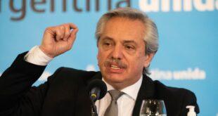 """Alberto Fernández: """"El documento de la oposición sembrando dudas sobre la muerte de Gutiérrez es canallesco"""""""