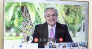 El Presidente de la Nación brindó su apoyo a los Municipios fueguinos