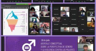 """Ley Micaela: """"El objetivo es fortalecer la perspectiva de género para garantizar derechos"""""""