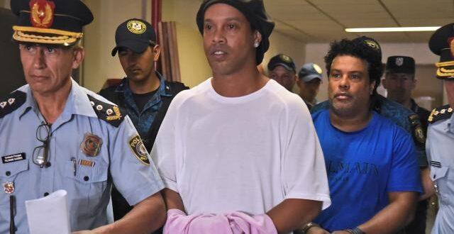 Podrían levantarle la prisión domiciliaria en Paraguay a Ronaldinho