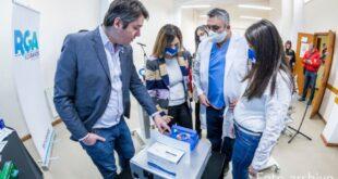 Dieron detalles de como funcionará el nuevo Centro Municipal de Cuidados para Pacientes Leves de Covid-19