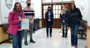 La Legisladora Liliana Martínez Allende recibió a Profesionales de la Nutrición
