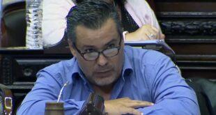 Renunció el diputado kirchnerista Juan Ameri tras el escándalo sexual