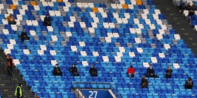 """Italia: Aseguran que la Serie A corre el riesgo de """"colapsar"""" y piden permiso para que haya más gente en los estadios"""