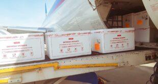 Insumos para Farmacias de OSEF: arribó importante carga de medicamentos a Ushuaia