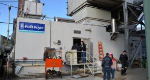 El Gobierno transfirió 900 mil dólares para liberar el envío del rotor que permitirá generar energía más confiable en Ushuaia