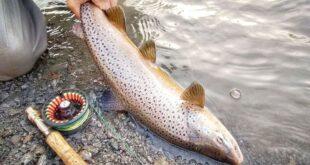 El viernes arranca la Temporada de Pesca Deportiva 2020/2021