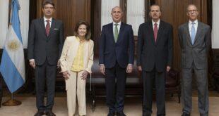 Bruglia, Bertuzzi y Castelli: miembros de la Corte Suprema, sin acuerdo por la situación de los jueces desplazados por el Gobierno