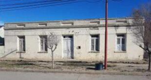 Demolieron antigua comisaria de Santa Cruz que había sido escenario de la Patagonia Rebelde