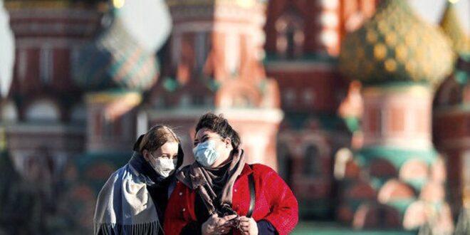 Rusia marca otra vez récord de casos en un día, con más de 17.000 contagios