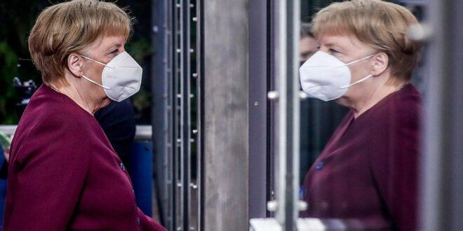 Con más de 11.000 nuevos contagios, Merkel pide volver a reducir los contactos personales