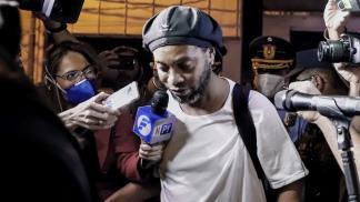 Ronaldinho anunció que dio positivo en coronavirus
