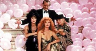 Susan Sarandon y Cher, enemigas en la pantalla y amigas fuera de ella