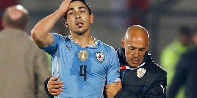 Un ex futbolista de la selección uruguaya publicó una foto desnudo por error en redes sociales y explicó lo ocurrido