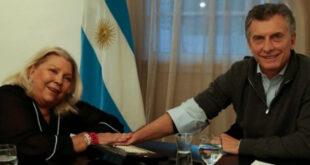 "Elisa Carrió: ""Macri ya fue"""