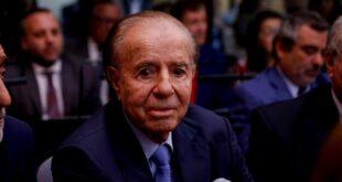 25 años después, Carlos Menem va a juicio oral por la voladura de la Fábrica Militar de Río Tercero