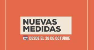 Desde el Lunes 26 de Octubre: Habilitan apertura de Locales Gastronómicos y Canchas de Tenis y Paddle