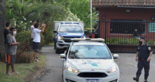 """La enfermera de Diego Maradona tras su muerte reveló: """"Me obligaron a mentir"""""""