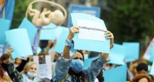 Grupos provida marcharon en más de 250 ciudades en contra de la legalización del aborto
