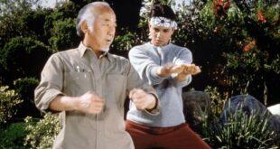 La historia detrás del señor Miyagi: pasó 8 años grave en un hospital, fracasó en 5 castings y no sabía artes marciales