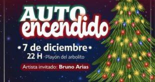 """""""Navidad 2020"""": Se viene el Primer Autoencendido del árbol de la Ciudad"""