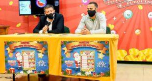 El IPRA presentó el Gigante de Navidad con Sorteos Extraordinarios