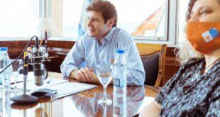 Tierra del Fuego firma Convenio con la Fábrica Argentina de Aviones