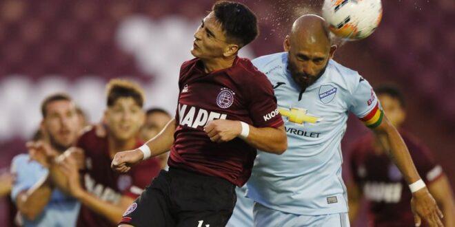 Copa Sudamericana: Lanús clasificó a cuartos de final goleando a Bolivar
