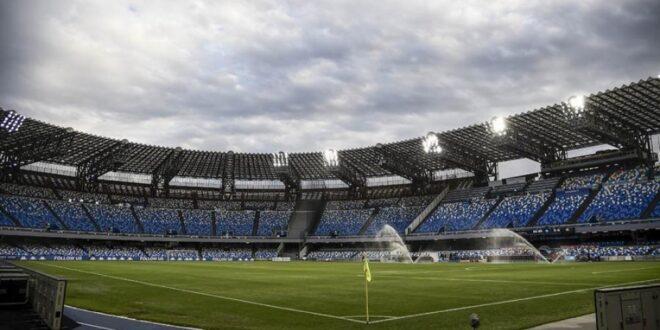 """El Napoli impuso a su estadio el nombre """"Diego Armando Maradona"""""""