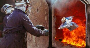 Casi 70 kilos de droga decomisada fueron incinerados en Rio Grande