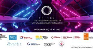 """Tierra del Fuego presente en la Feria de Tecnologías Inmersivas """"Virtuality"""""""