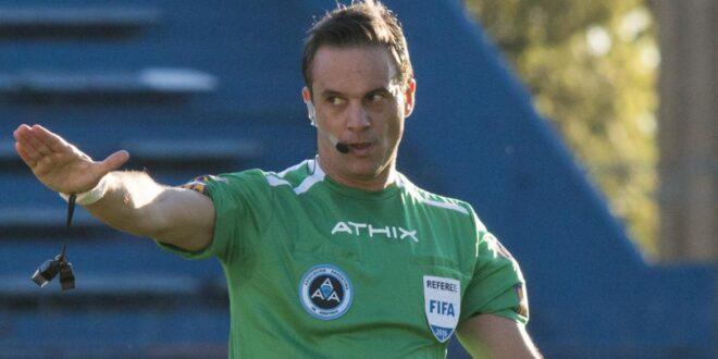 Patricio Loustau será el árbitro de la final de la Copa Libertadores