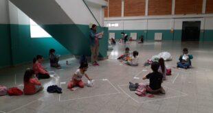 """Programa """"Verano TDF"""": Continúan las actividades para niños de 4 a 11 años"""